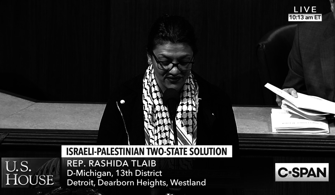 Progressive leaders in the House stand against hollow resolution on Israel/Palestine